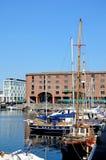 Albert Dock, Liverpool. Royalty Free Stock Image