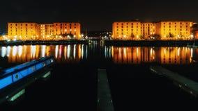 Albert Docks Liverpool stockfotos