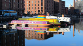 Albert Docks Liverpool Stock Photos