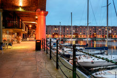 Albert Docks, Liverpool, UK Royalty Free Stock Images