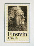 Albert Einstein Fotos de Stock