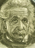 Albert Einstein Images libres de droits