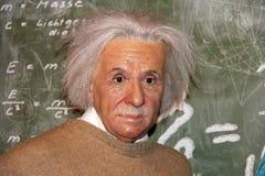 albert Einstein Zdjęcia Stock
