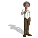 Albert Einstein Royalty Free Stock Photo