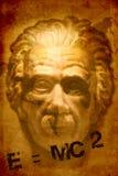 Albert Einstein Concept Royalty-vrije Stock Afbeeldingen