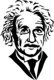 Albert Einstein/ENV illustration de vecteur
