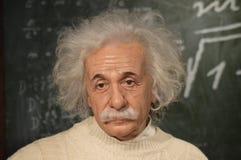Albert Einstein, Fysicus Stock Afbeelding