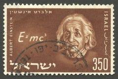 Albert Einstein stock photo