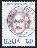Albert Einstein Stock Photography