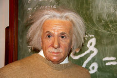 Albert Einstein Stock Image
