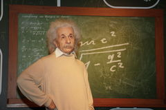 Albert Einstein Royalty Free Stock Photography