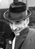 Albert en el camino de Portobello Imágenes de archivo libres de regalías