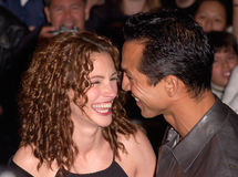 Benjamin Bratt,Julia Roberts Royalty Free Stock Photos