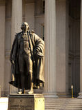 Albert Gallatin Statue Stock Photo