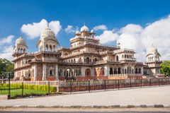 Albert Hall (Central Museum), Jaipur Stock Photography