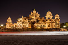 Albert Hall (Central Museum), Jaipur Royalty Free Stock Photography