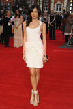 Albert Hall,Gemma Chan. Gemma Chan arriving for the Titanic 3D premiere at the Royal Albert Hall, Kensington, London. 27/03/2012 Picture by: Steve Vas / royalty free stock image