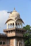 Albert Hall i Jaipur. Arkivbilder