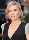 Albert Hall,Kate Winslet. Kate Winslet arriving for the Titanic 3D film premiere, Royal Albert Hall, London. 27/03/2012 Picture by: Alexandra Glen / Featureflash Royalty Free Stock Photos