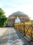 Albert Hall. London Lizenzfreie Stockbilder