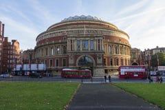 Albert Hall London real imagens de stock royalty free