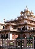 Albert hall museum, indo-saracenic architecture, jaipur, Rajasthan, india Stock Image