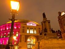 Albert Hall real Fotos de archivo libres de regalías