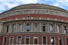 Albert Hall real em Londres Fotos de Stock Royalty Free