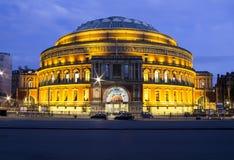 Albert Hall reale a Londra Fotografia Stock Libera da Diritti