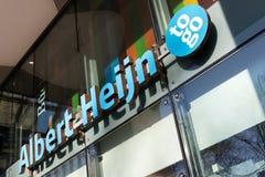 Free Albert Heijn To Go Convenience Store Royalty Free Stock Photo - 84994775