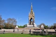 albert london мемориальная Великобритания Стоковые Изображения RF
