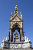 albert london minnesmärke Royaltyfria Foton