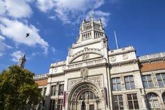 albert london museum victoria arkivbild