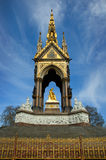 Albert Memorial Royalty-vrije Stock Afbeelding