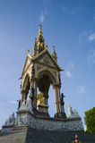Albert Memorial. Located in Kensington Gardens, London Stock Photos