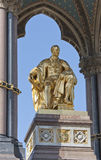 Albert memorial Royalty Free Stock Images