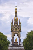 Albert Memorial Lizenzfreies Stockfoto