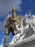 Albert Memorial Stock Afbeelding
