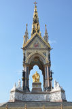 Albert Memorial with base Royalty Free Stock Images