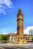 Albert Memorial Clock in Belfast Stock Afbeelding