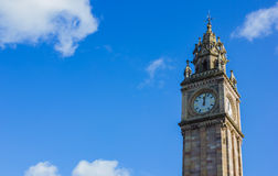 Albert Memorial Clock I Stockfotos