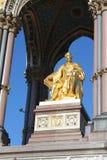 Albert Memorial (Close Up) Stock Image