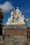 Albert Memorial: Europe Royalty Free Stock Photo