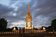Albert memorial Stock Images