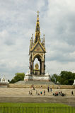 Albert Memorial, Kensington, London Royalty Free Stock Image