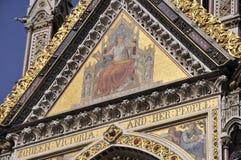 Albert Memorial, Londen Royalty-vrije Stock Afbeeldingen