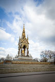 Albert Memorial, Londen Stock Fotografie