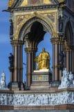 Albert Memorial - Londen - Engeland Royalty-vrije Stock Foto's