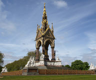Albert Memorial, London Royalty Free Stock Photography