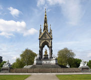 Albert Memorial, London Royalty Free Stock Image